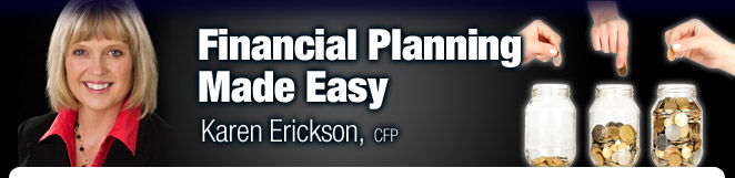 Financial Planning Made Easy - Karen Erickson