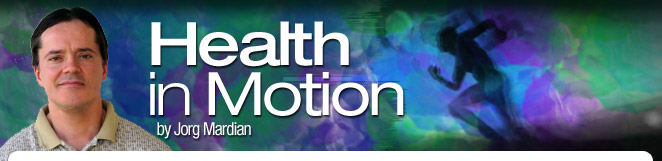 Health in Motion - Jorg Mardian