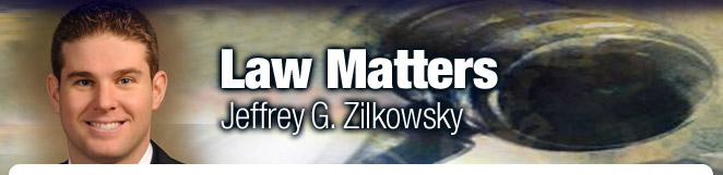 Law Matters - Jeff Zilkowsky