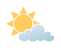 Sunny. Increasing cloudiness late in the afternoon. High plus 2.