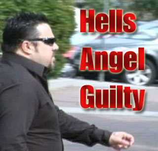 Kelowna Hells Angel Guilty - Kelowna News - Castanet net