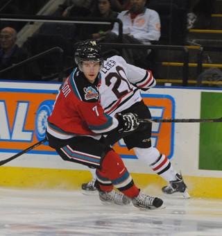 Hockey Canada calls on Rockets Severson - WHL - Castanet net