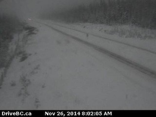 Road Report: Highways - BC News - Castanet net