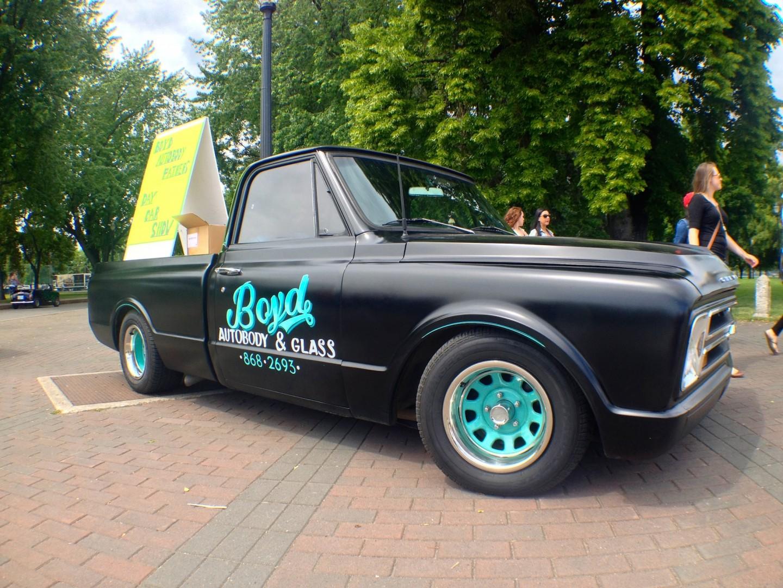 Kelowna Fathers Day Car Show