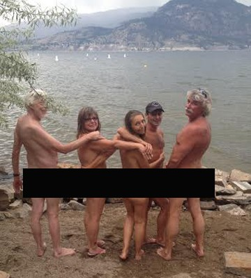 Nude Beach Nelson Bc