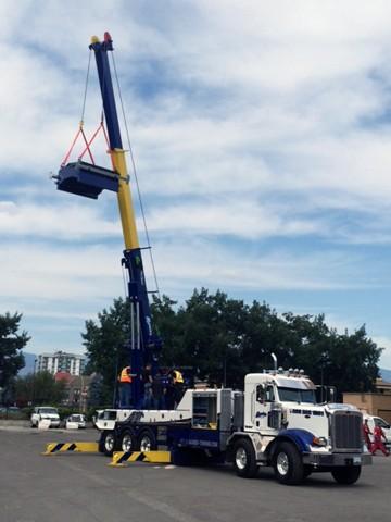 Worksheet. Worlds largest tow truck  Kelowna News  Castanetnet