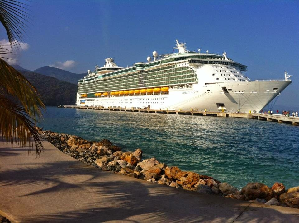 Top ten largest cruise ships around the web for Around the world cruise ship