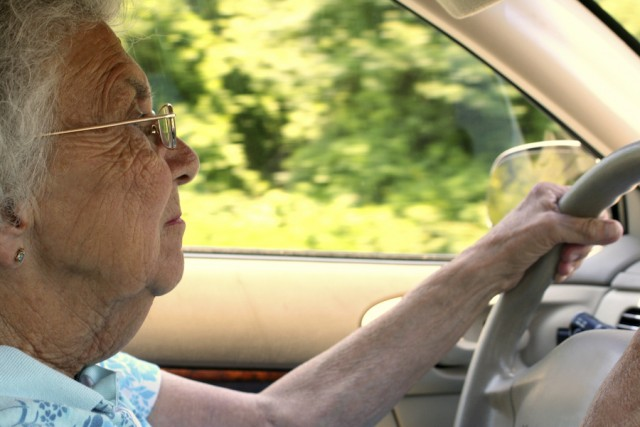 senior drivers There are more drivers 70 and over today, but they crash less often than they used to.
