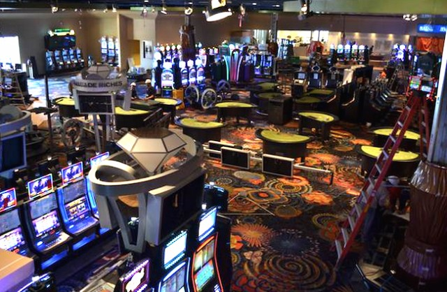 New casino now open - Kamloops News - Castanet.net