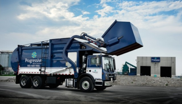 Two big waste companies combine in $8B deal