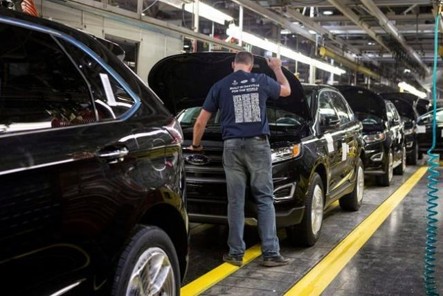 Ford & Unifor Reach Tentative Contract Deal Just Past Monday Deadline