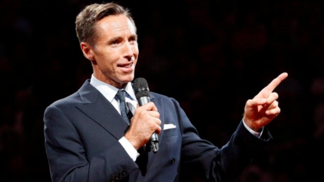 Steve Nash wants name off fitness facilities