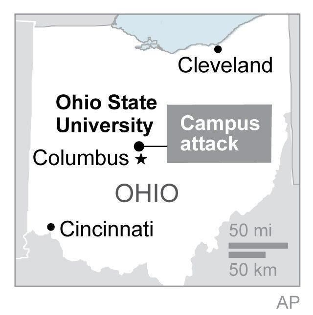 Shelter-in-place warning lifted at Ohio State