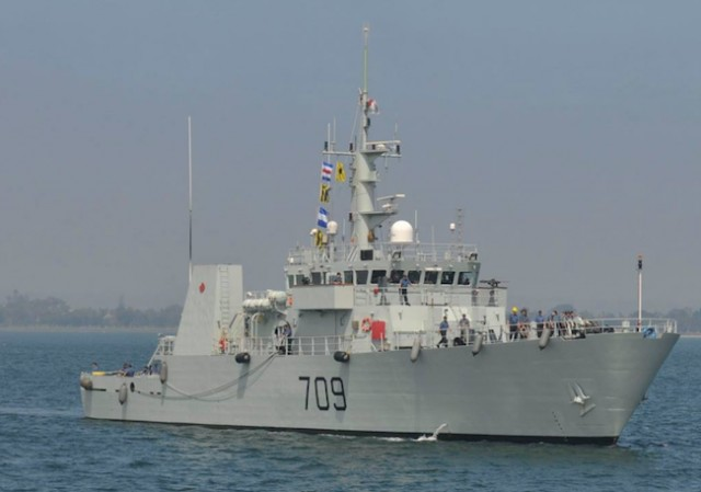 Mystery object found off BC coast is not a military device: navy