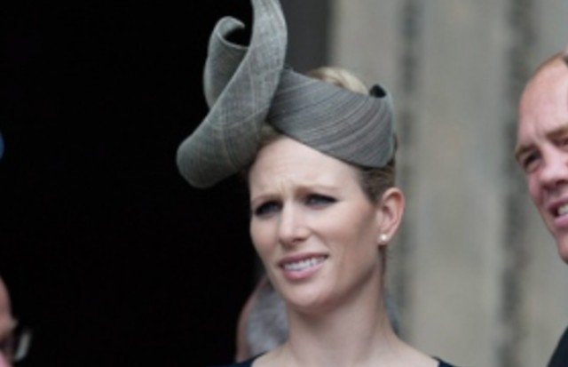 Queen's granddaughter Zara Tindall pregnant with 2nd child