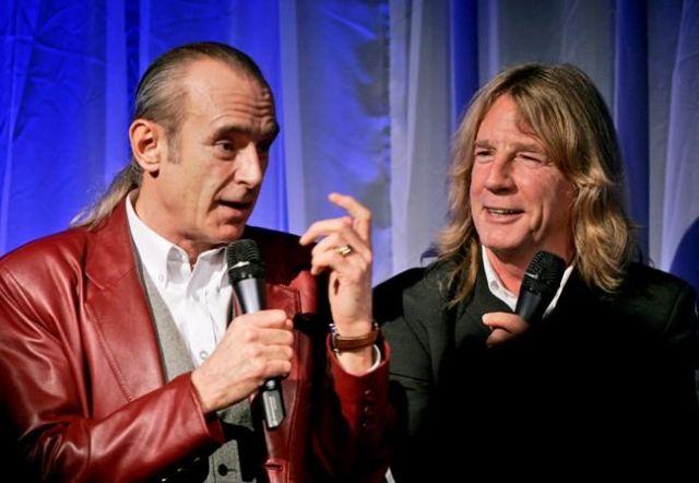 Rock legend, Status Quo guitarist Rick Parfitt dies aged 68