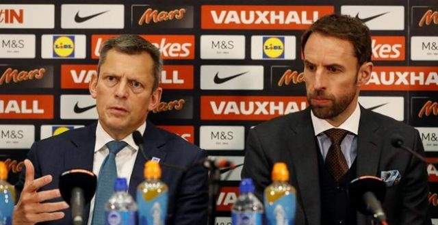 England Gives Gareth Southgate Contract As Coach