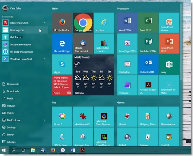 Microsoft reveals upcoming Windows 10 features