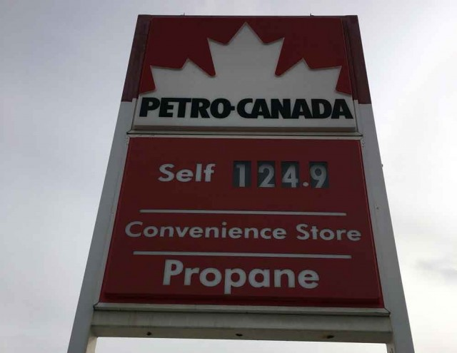 Wildfires, refinery outage behind Petro-Canada fuel shortages in the West