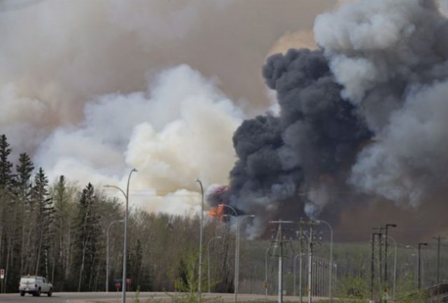 NEW Alberta Wildfires Costliest Natural Disaster in Canadian History: IBC