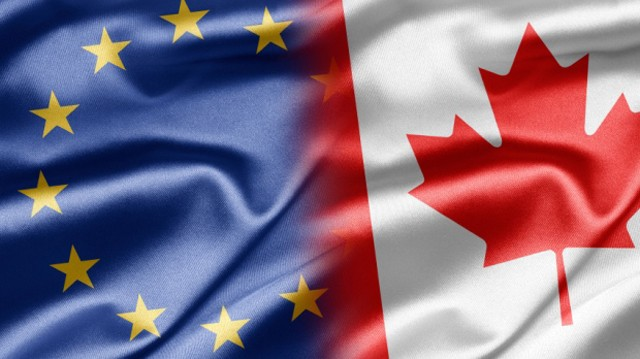 European Union urges swift ratification of Canada trade deal