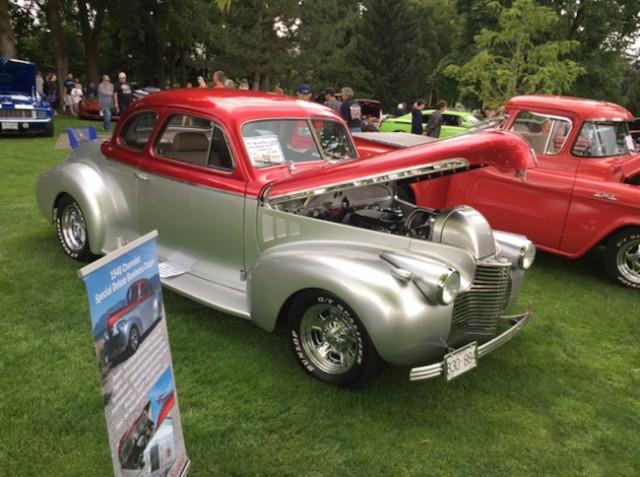 Revving up for car show - Salmon Arm News - Castanet net
