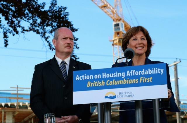 British Columbia proposes real estate tax on foreign buyers
