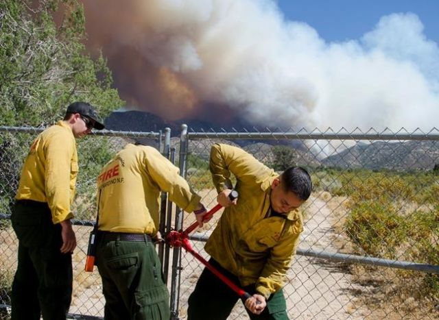 Big Sur fire grows to more than 100 square miles