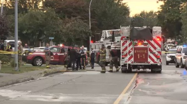 One person dead in house fire in Pitt Meadows; one in hospital