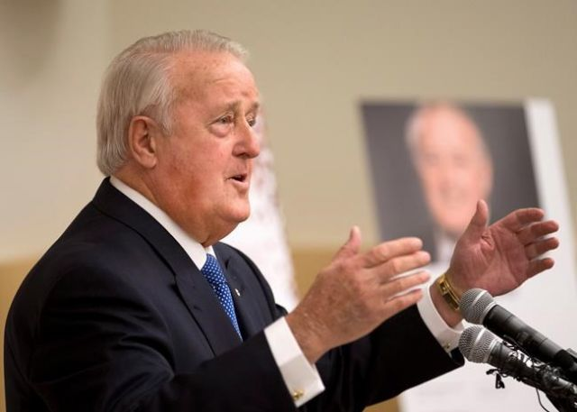 brian mulroney tied canada closer to The conservative party of canada the progressive conservatives won with brian mulroney becoming giving the impression of a race that was much closer than was.