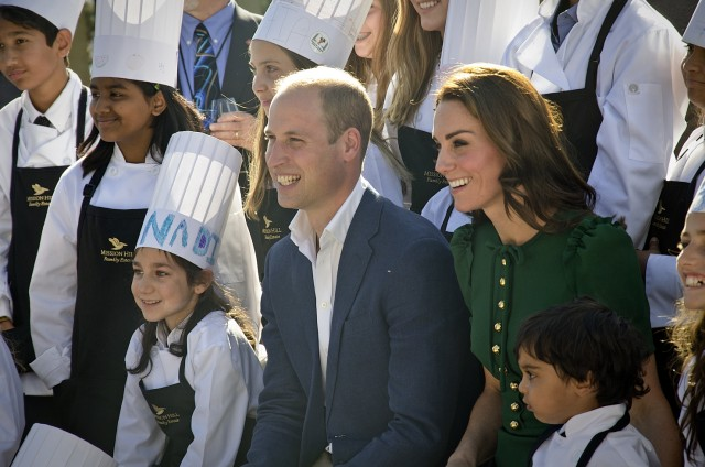 William and Kate to visit Great Bear Rainforest