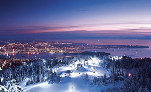 Grouse Mountain put up for sale