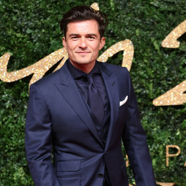 Orlando Bloom had a secret Instagram account ... that's no longer secret