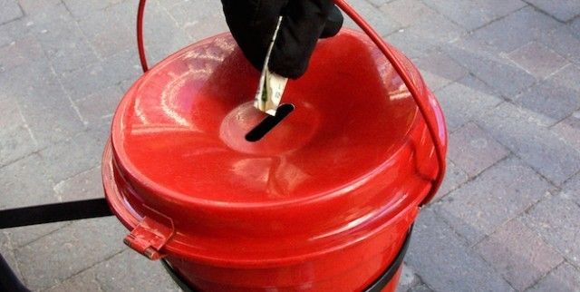 Kettle campaign exceeds goal