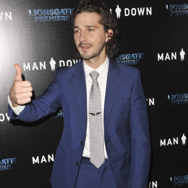 Shia LaBeouf arrested for assault in NYC during Donald Trump protest