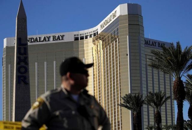 Brother of Las Vegas shooter arrested on child porn charges