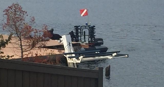 Vernon RCMP searching Okanagan Lake for missing man