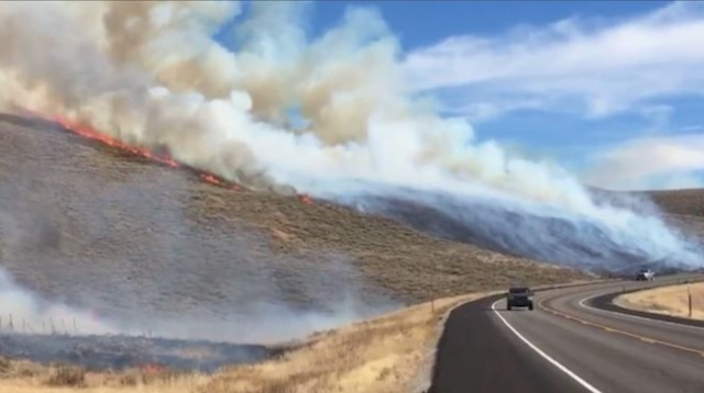 Evacuation orders lifted after fires near Strawberry Reservoir become more contained