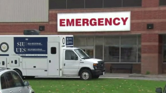 Police fatally shoot man inside emergency room of Cobourg hospital: SIU