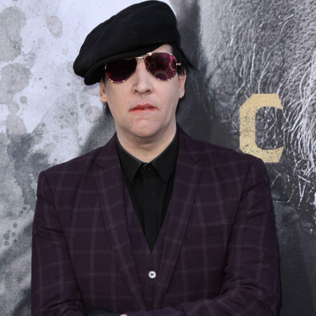 Marilyn Manson Cancels Upcoming Concerts After Onstage Injury