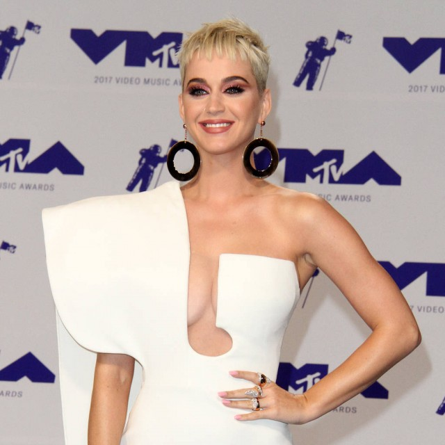 Katy Perry helps fan propose
