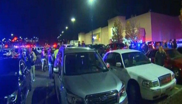 Man arrested after Colorado Walmart shooting