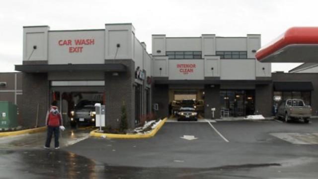 Self Serve Car Wash Kamloops