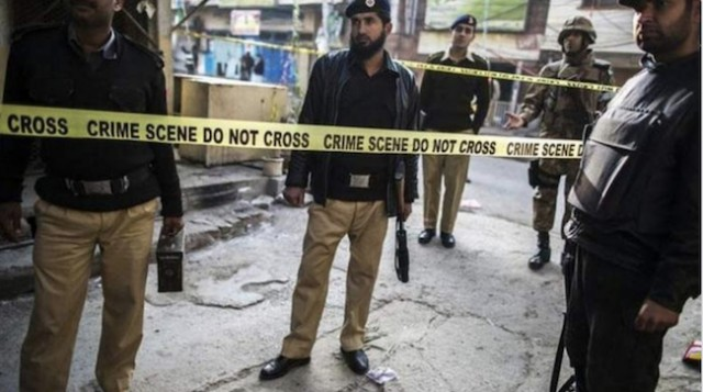 4 killed in Pakistan blast