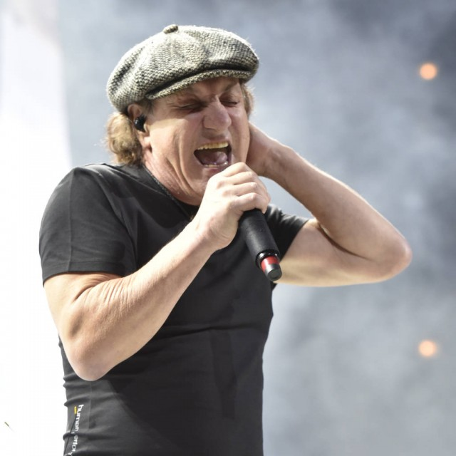 AC/DC's Brian Johnson: 'I Salute You, Malcolm Young'