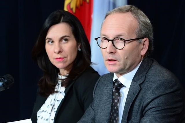 Montreal's police chief suspended following inquiry