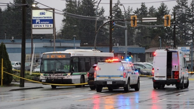 Girl struck and killed by Abbotsford bus a Syrian refugee