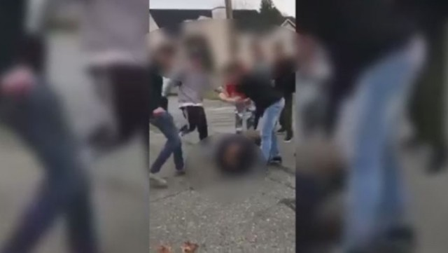 Fights at Cowichan Secondary School lead to arrests