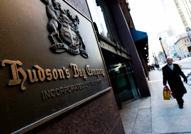 Hudson's Bay Company results worse than expected
