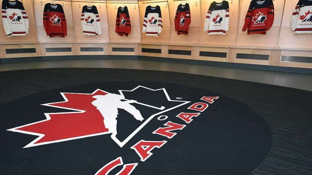 Canada invites 32 players to Junior Team selection camp